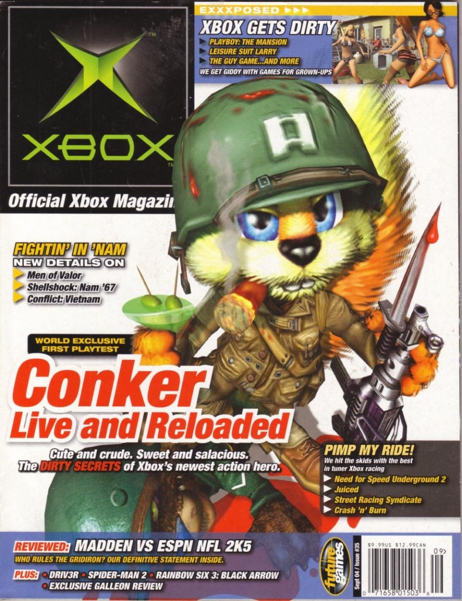 Official Xbox Magazine 035 September 2004