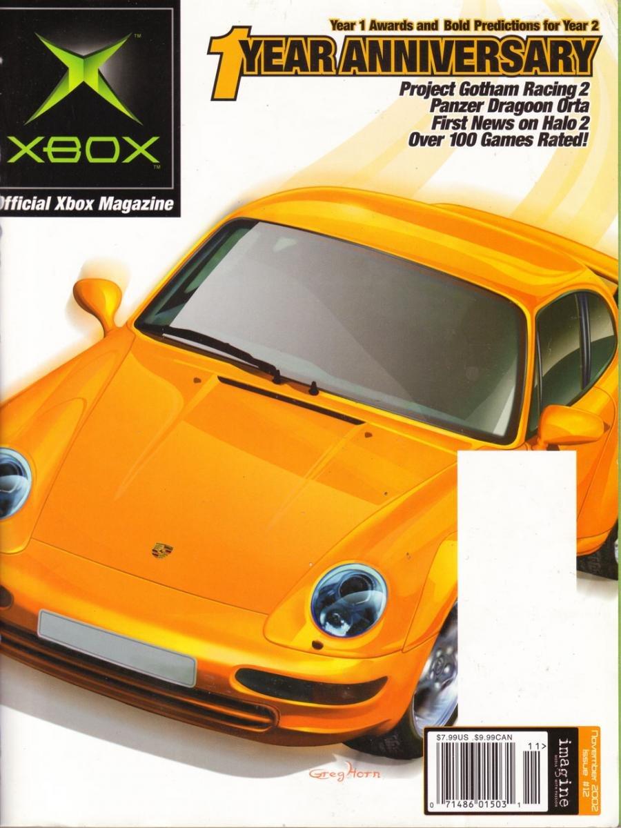 Official Xbox Magazine 012 November 2002
