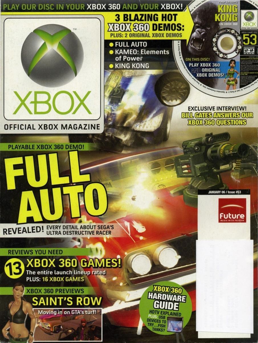 Official Xbox Magazine 053 January 2006