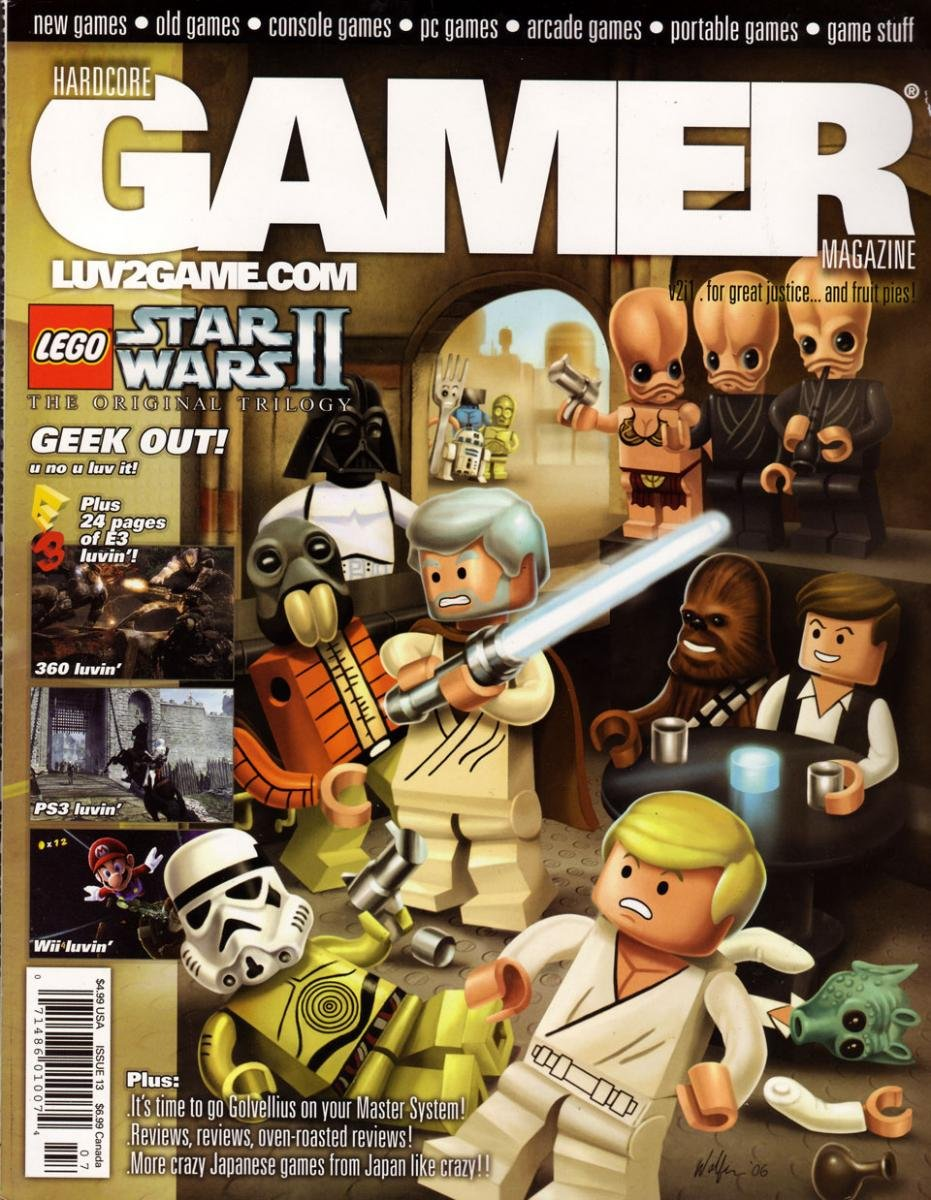 Hardcore Gamer Issue 13 July 2006