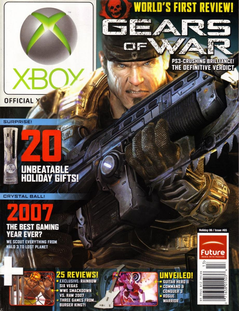 Official Xbox Magazine 065 Holiday 2006