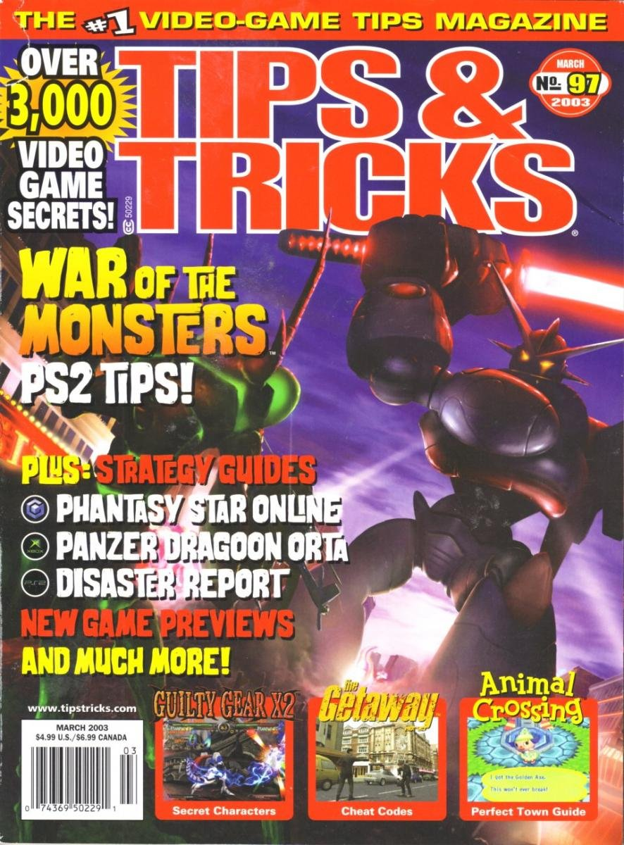 Tips & Tricks Issue 097 March 2003