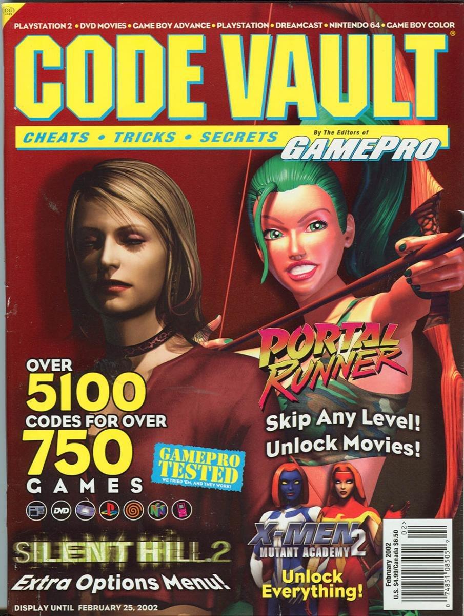 Code Vault Issue 03 February 2002