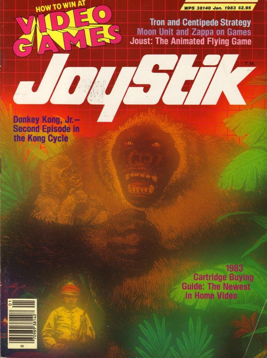 JoyStik Jan. 1983
