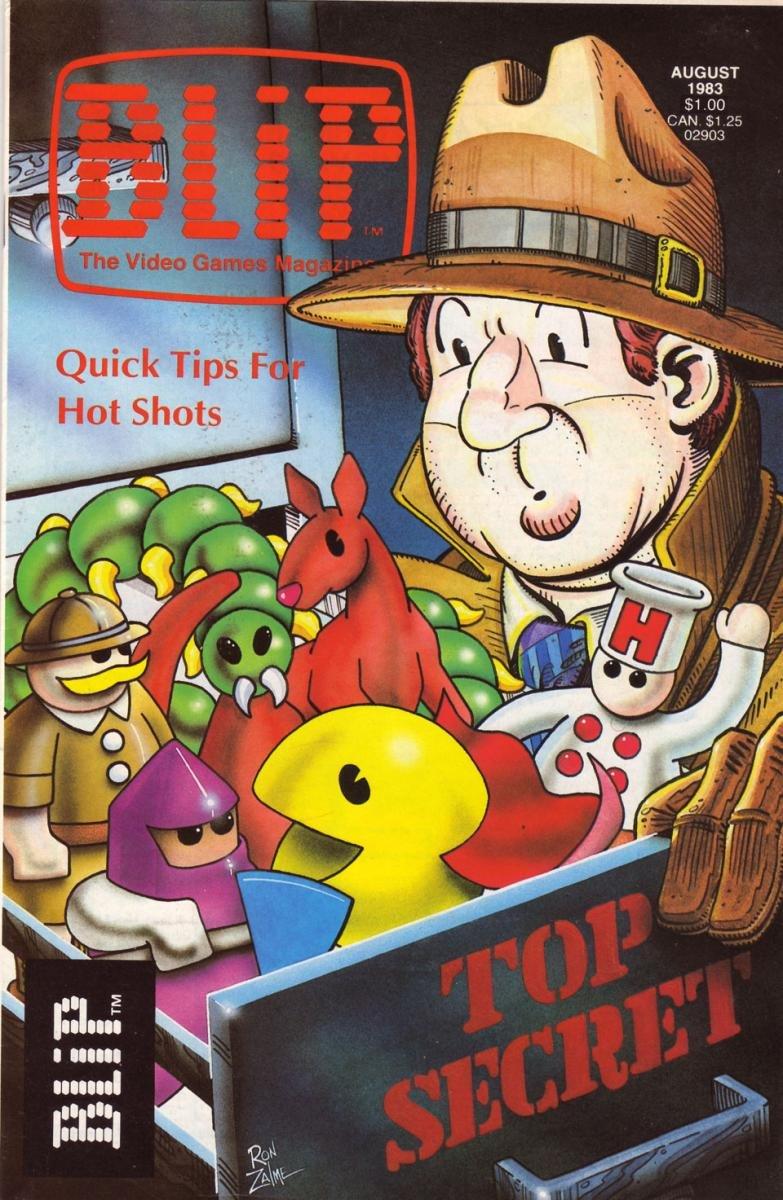 Blip 007 August 1983