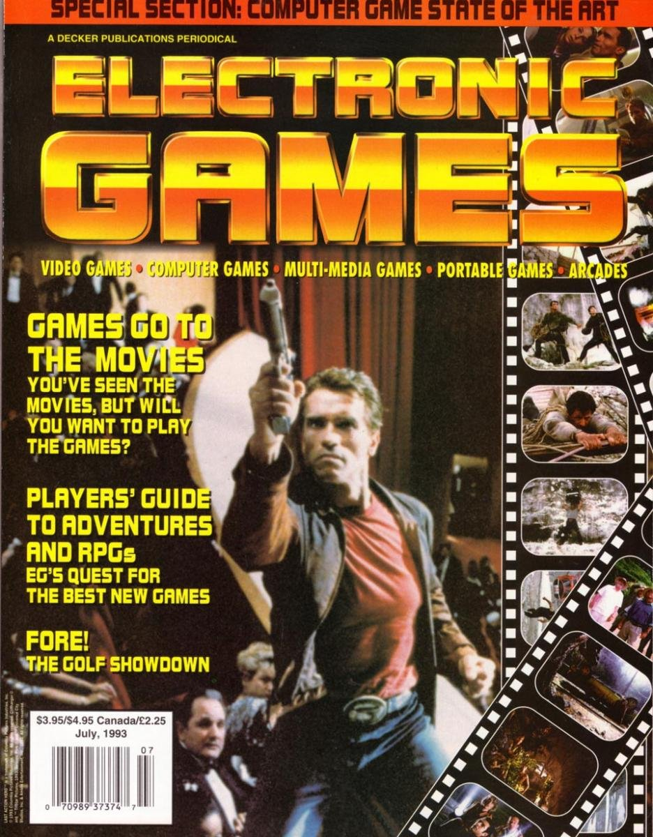 Electronic Games 044 July 1993 Vol 1 Issue 10
