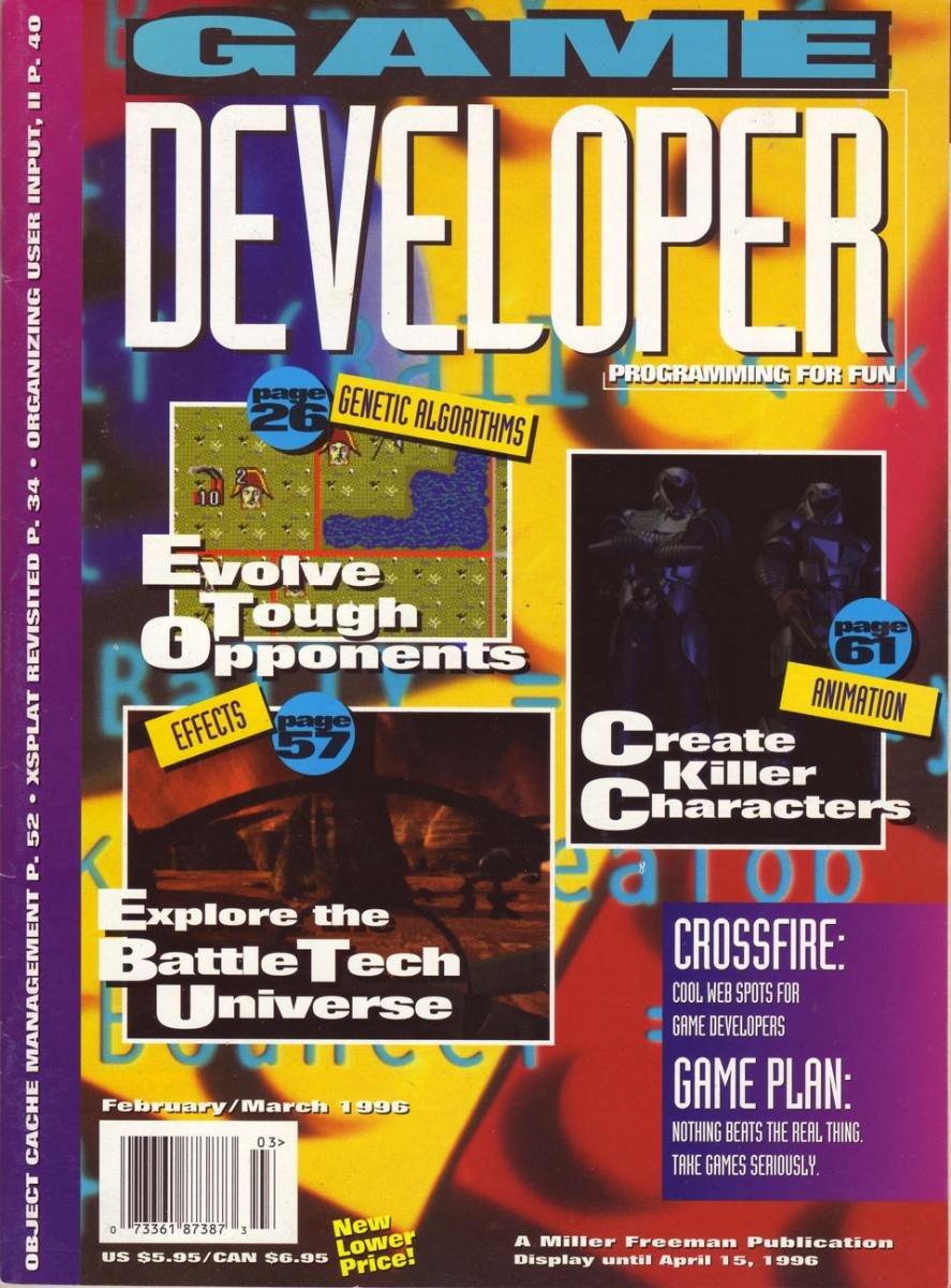 Game Developer 011 Feb 1996