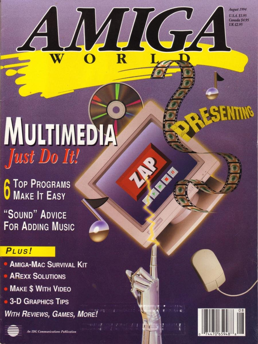 Amiga World 9408