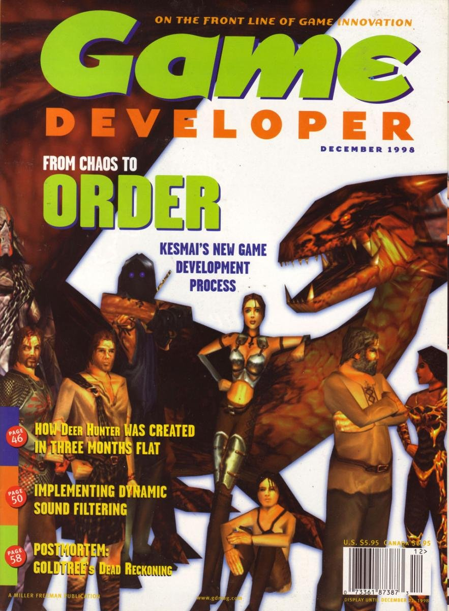 Game Developer 037 Dec 1998