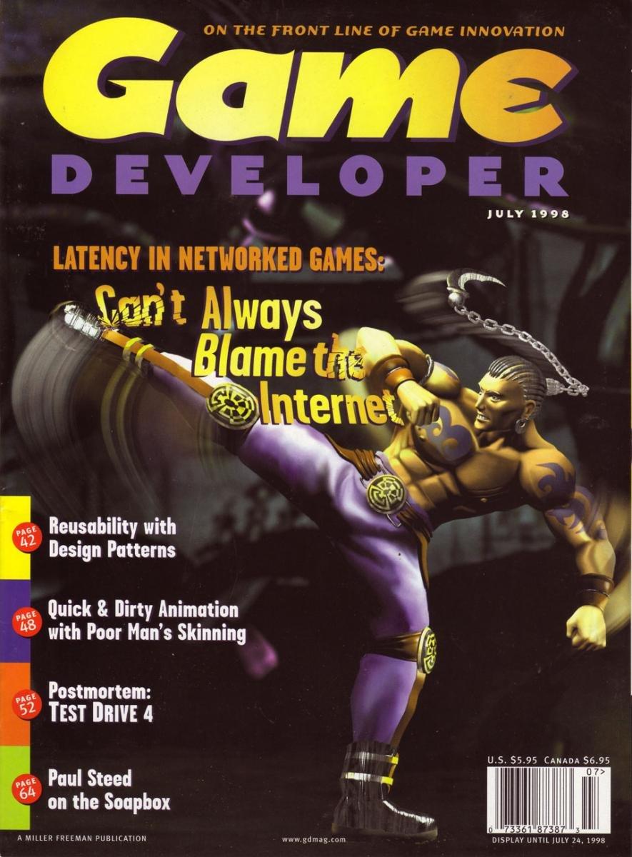 Game Developer 032 1998
