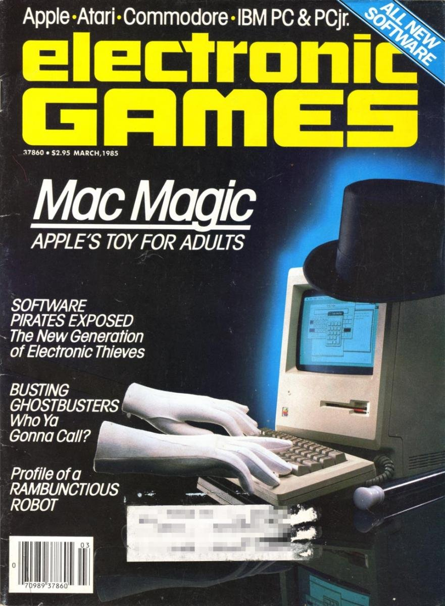Electronic Games 033 March 1985