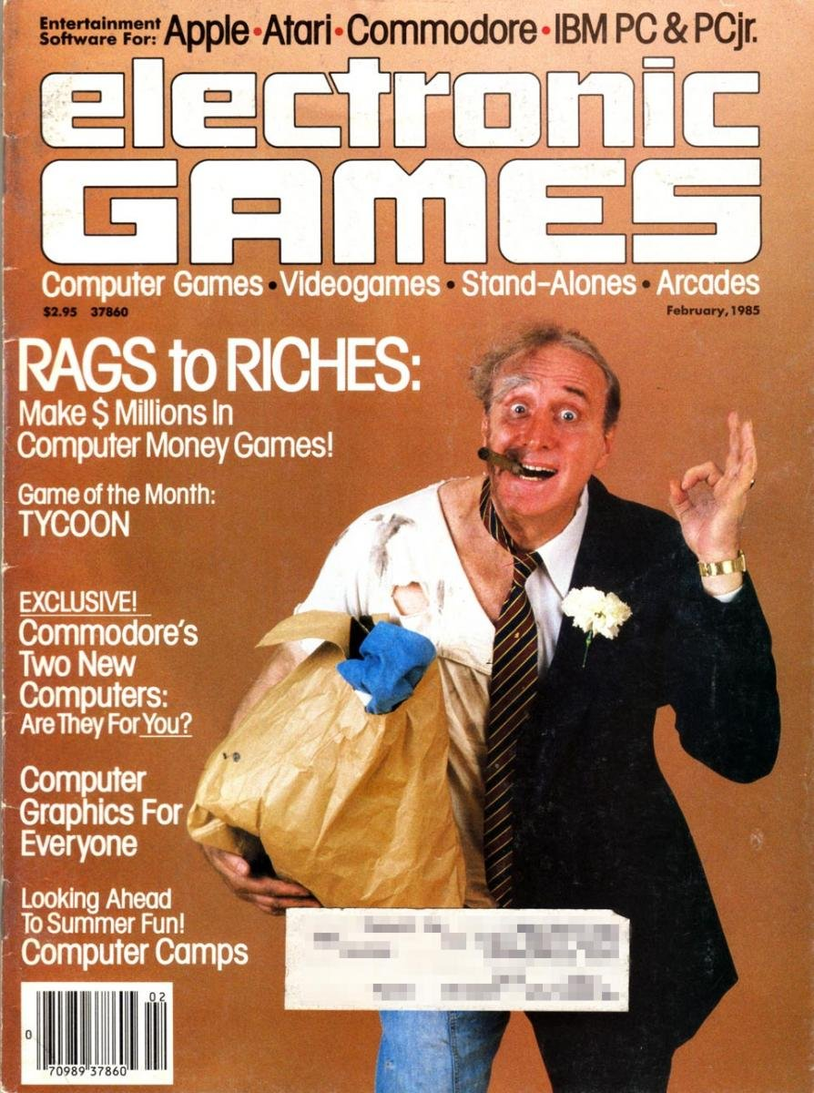 Electronic Games 032 Feb 1985