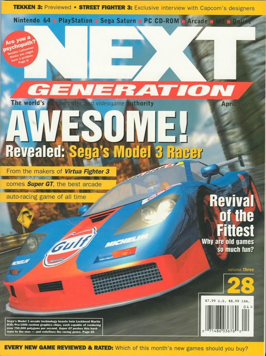 Next Generation Issue 28 April 1997