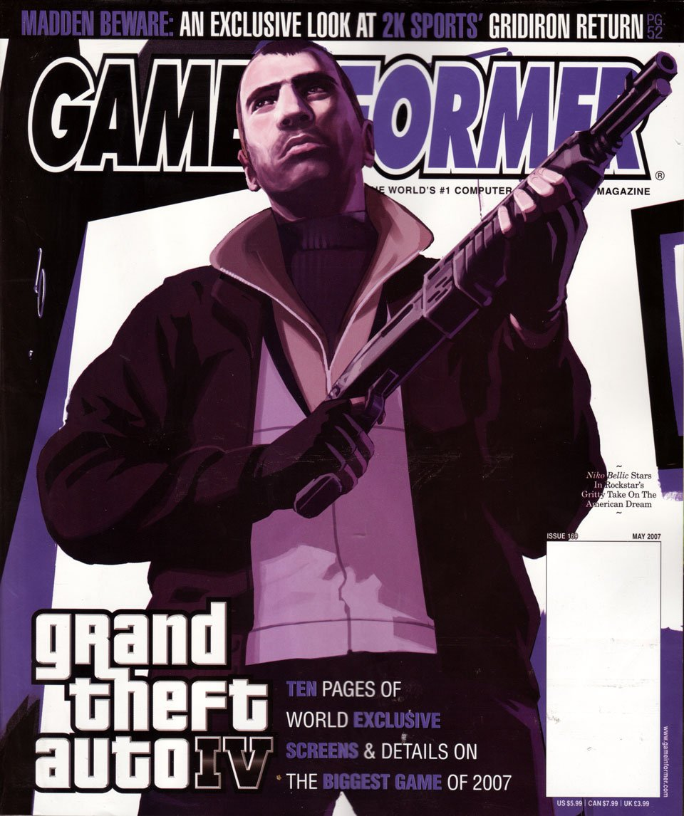 Game Informer Issue 169 May 2007