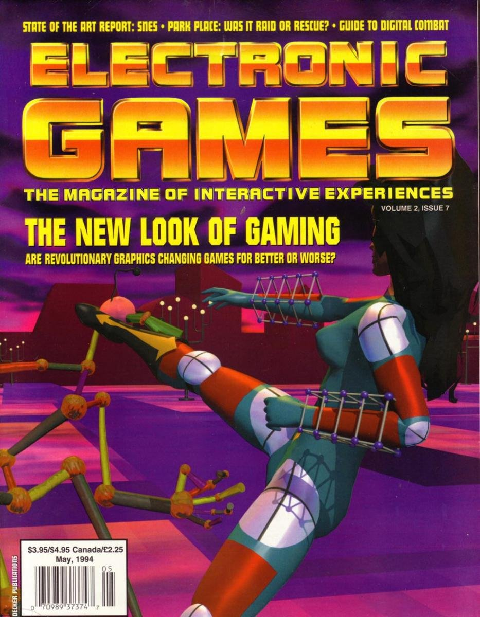 Electronic Games 054 May 1994 Vol 2 Issue 007