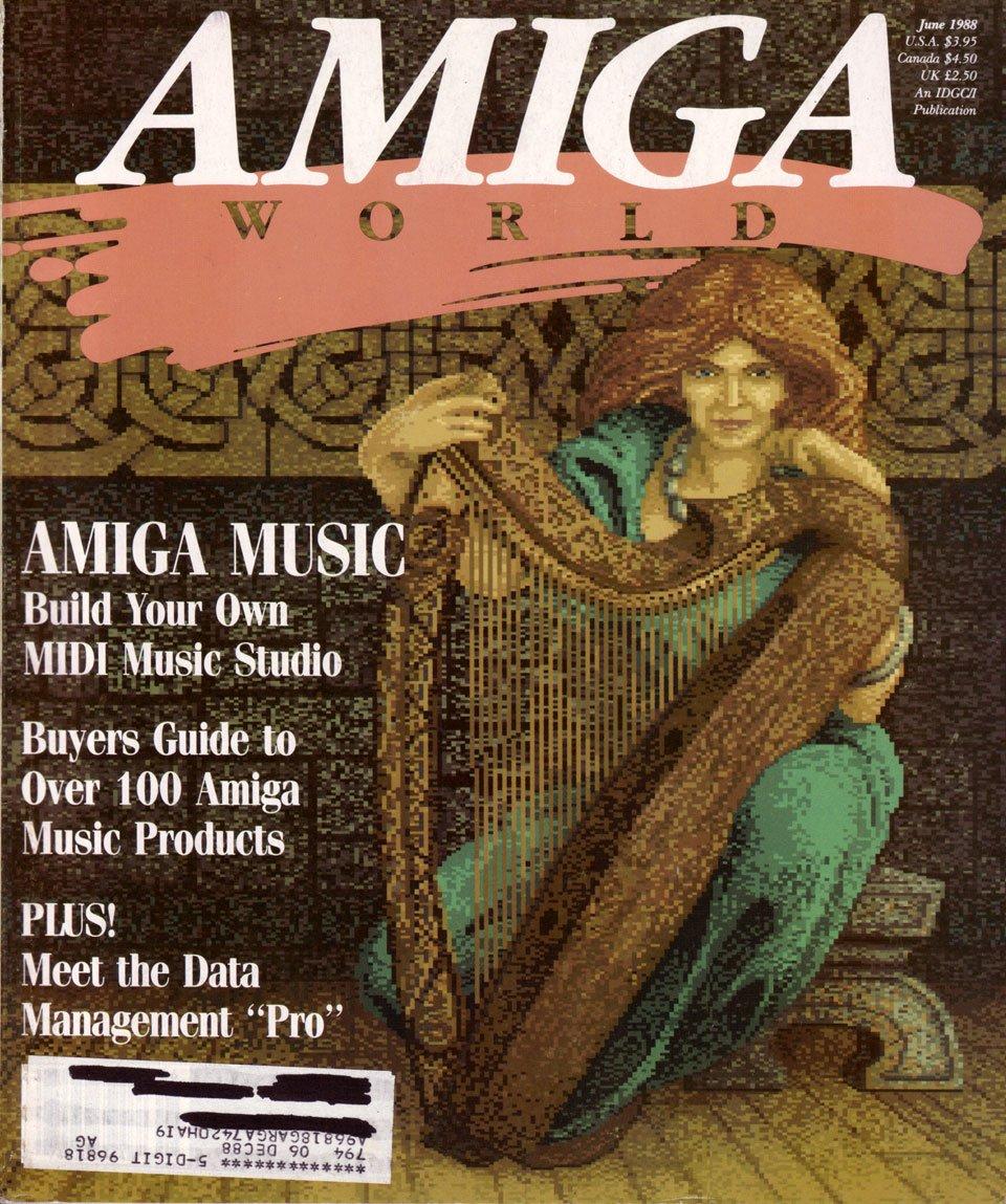Amiga World 8806