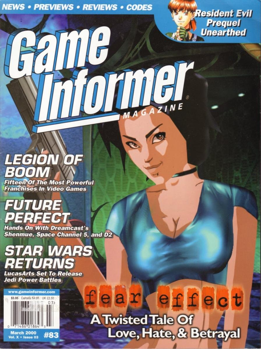 Game Informer Issue 083 March 2000