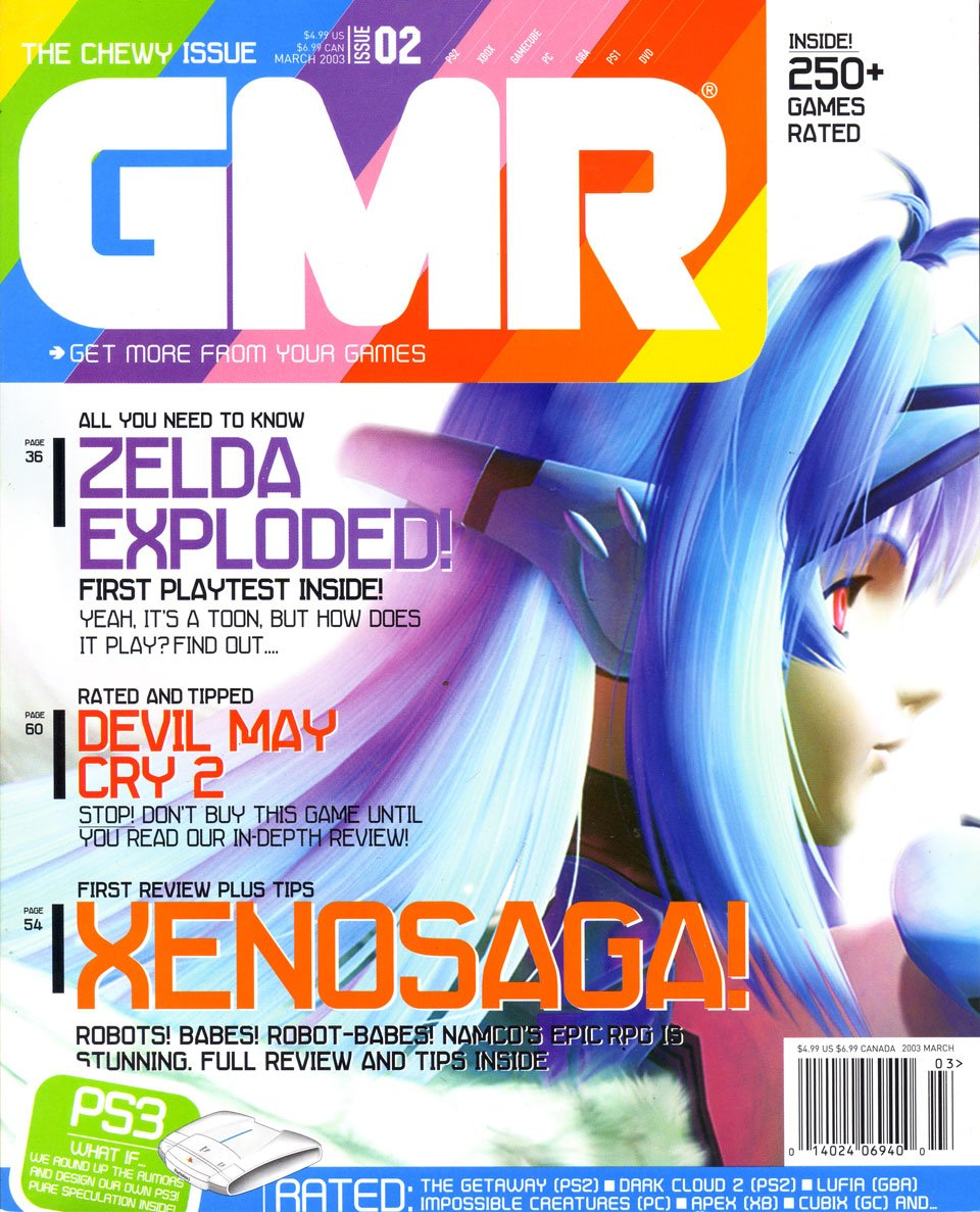 GMR Issue 02 March 2003