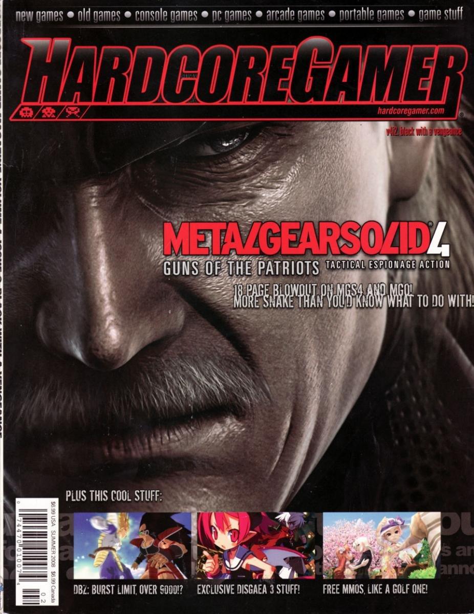 Hardcore Gamer Issue 32 Q2 2008