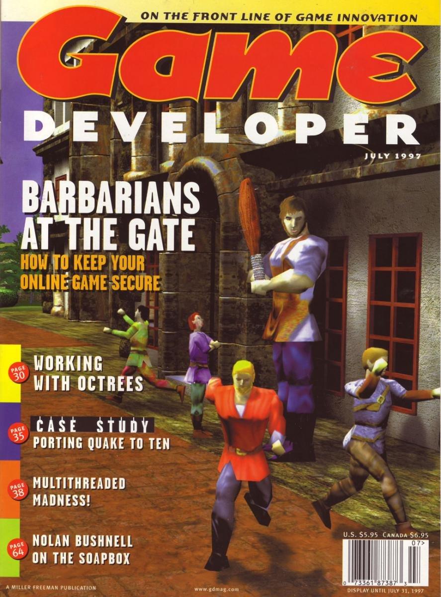 Game Developer 020 Jul 1997