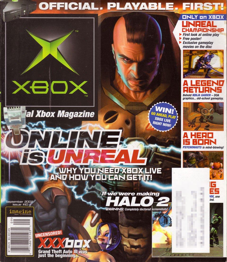 Official Xbox Magazine 010 September 2002