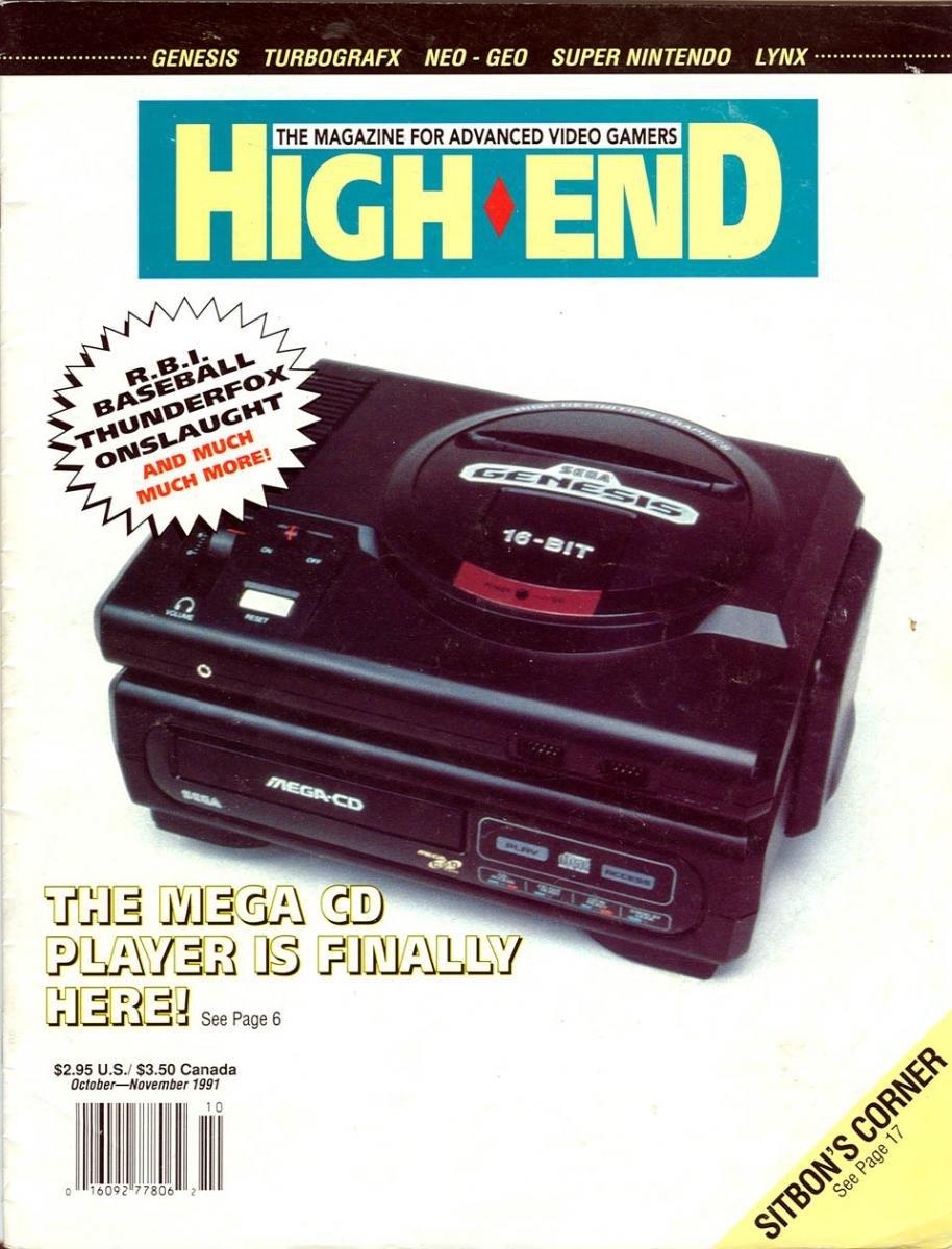 High-End Issue 1 October/November 1991