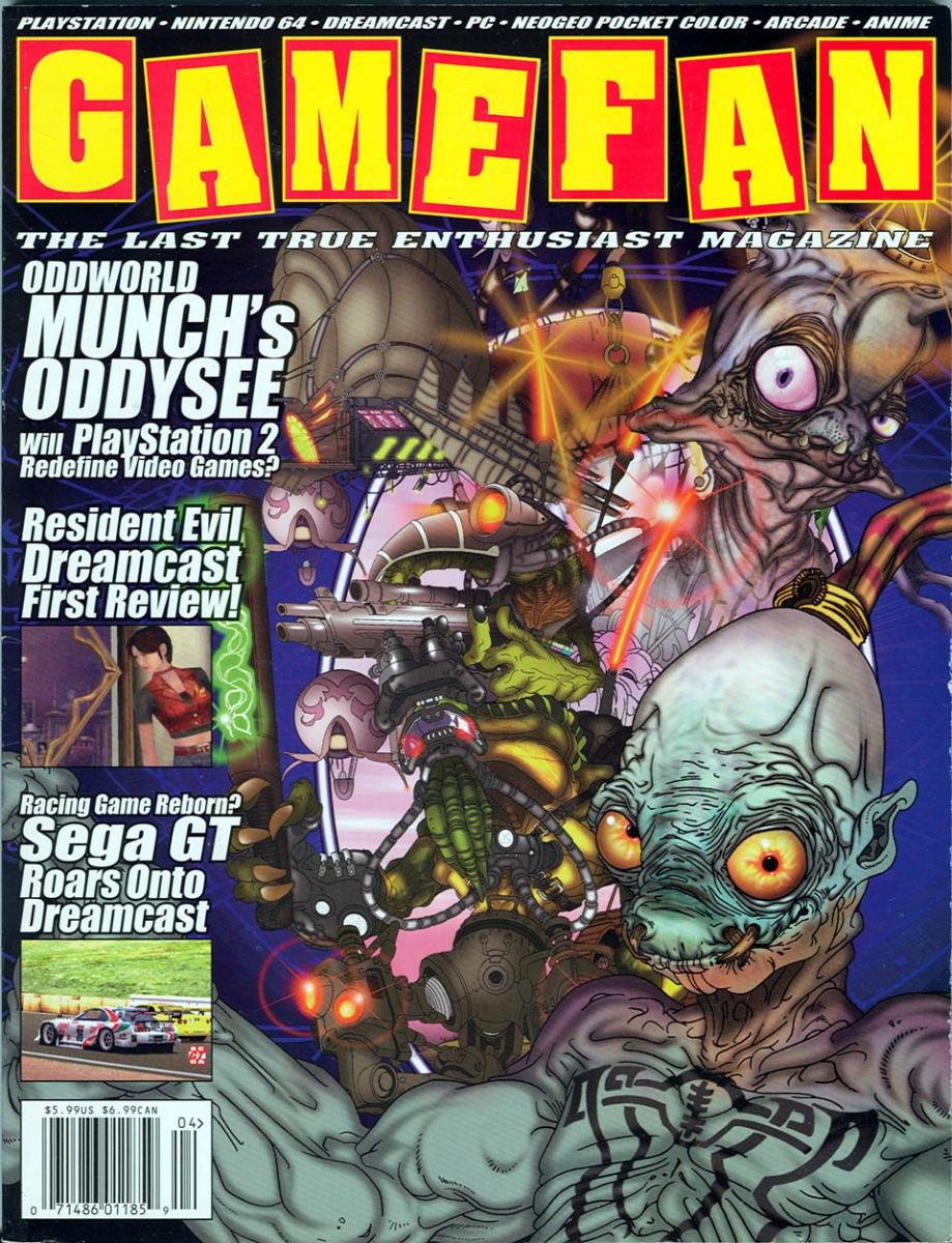 Gamefan Issue 80 April 2000 (Volume 8 Issue 4)