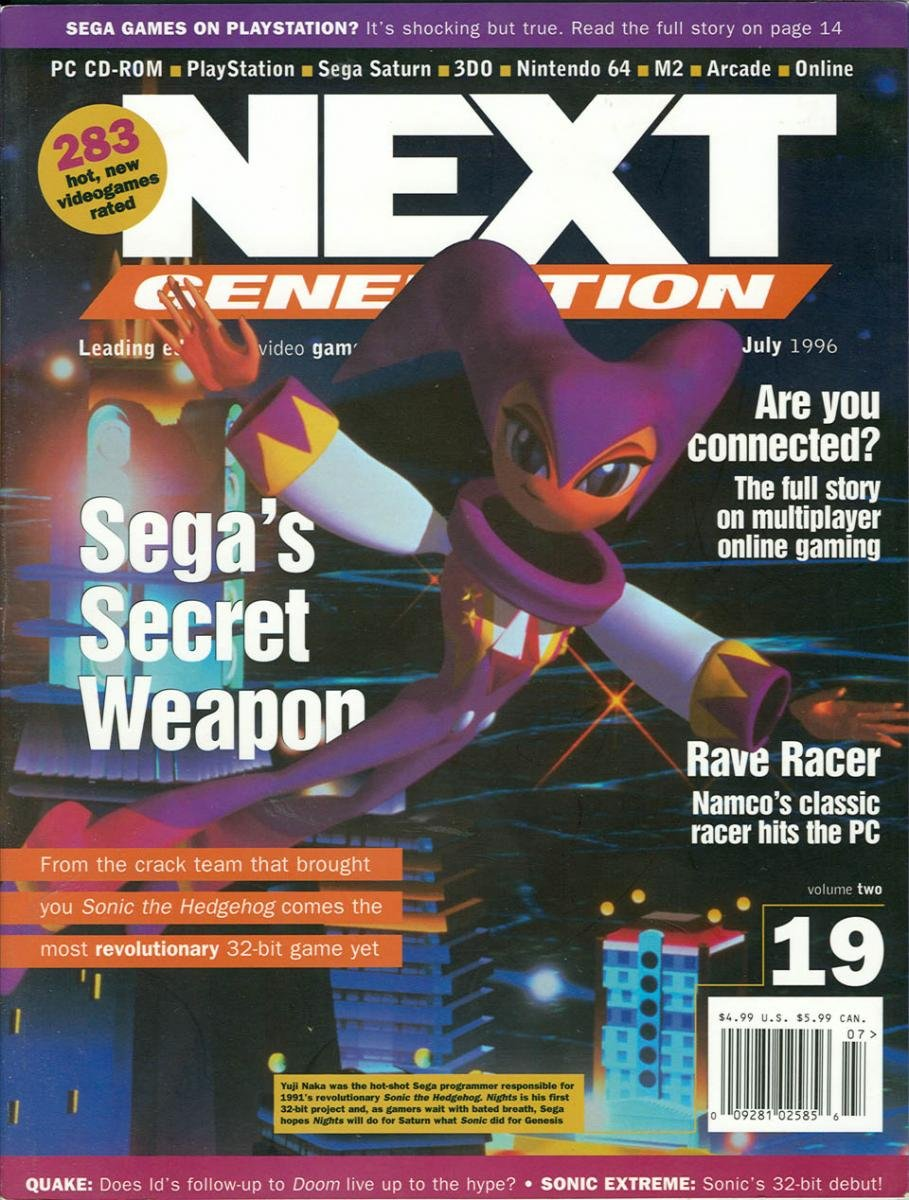 Next Generation Issue 19 July 1996