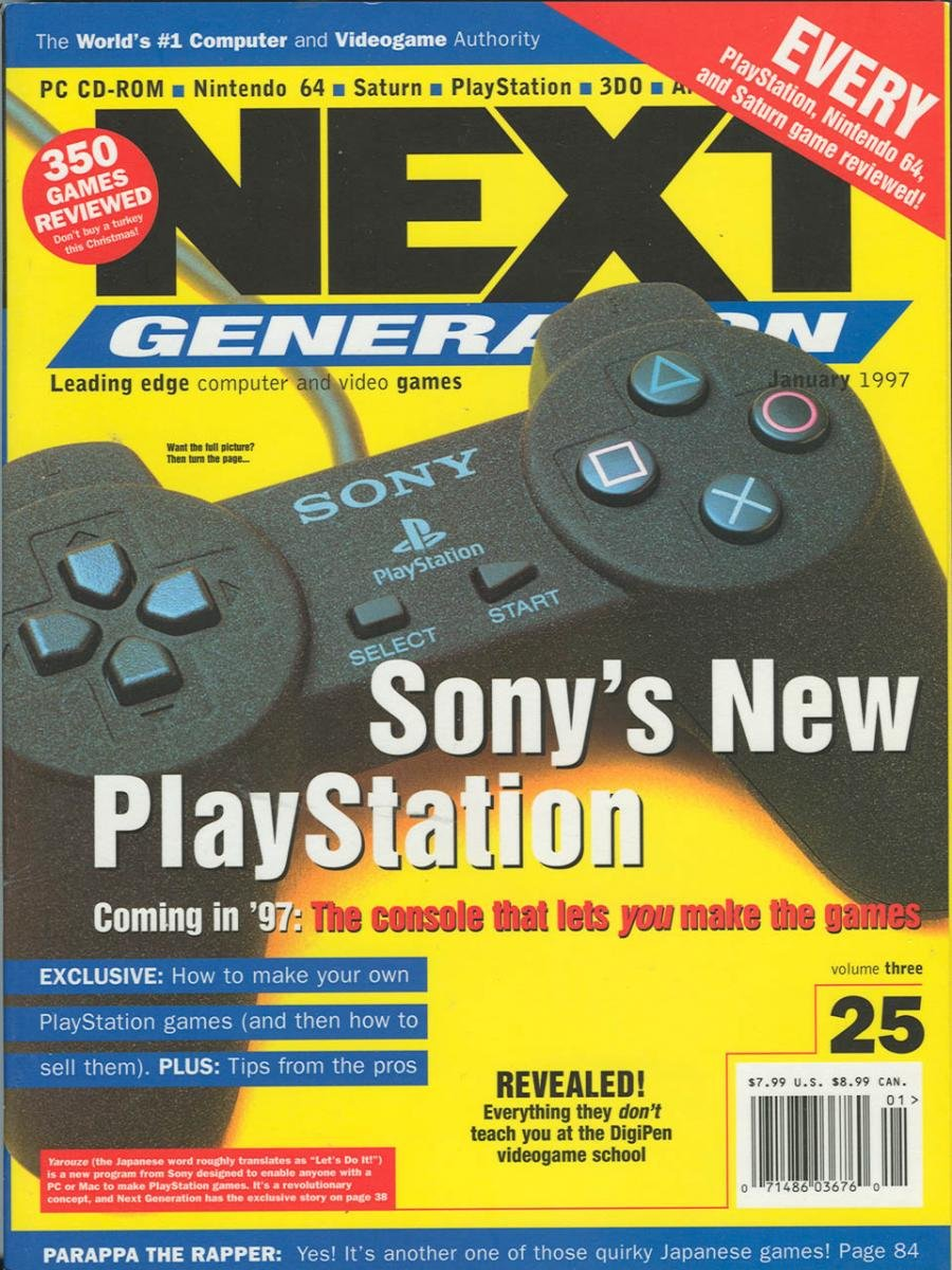 Next Generation Issue 25 January 1997