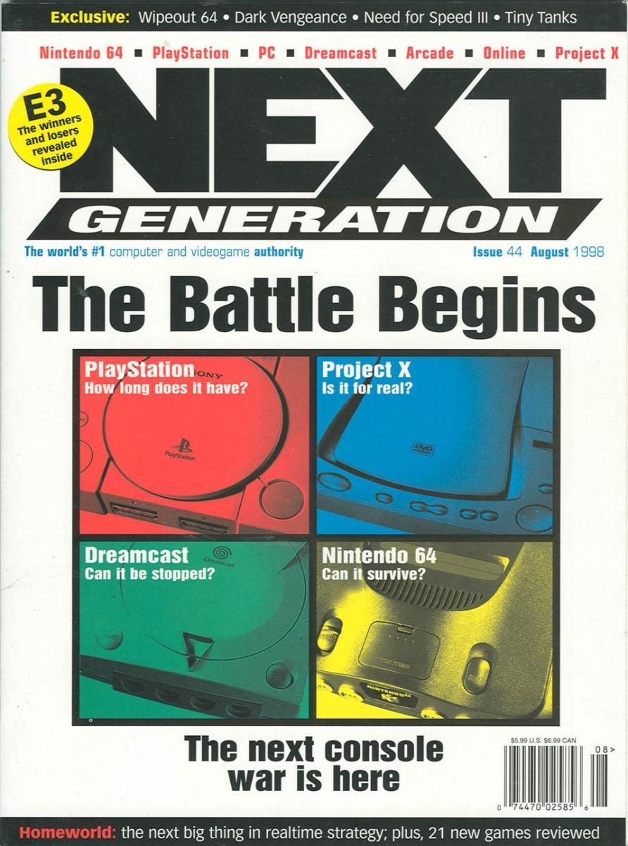 Next Generation Issue 44 August 1998