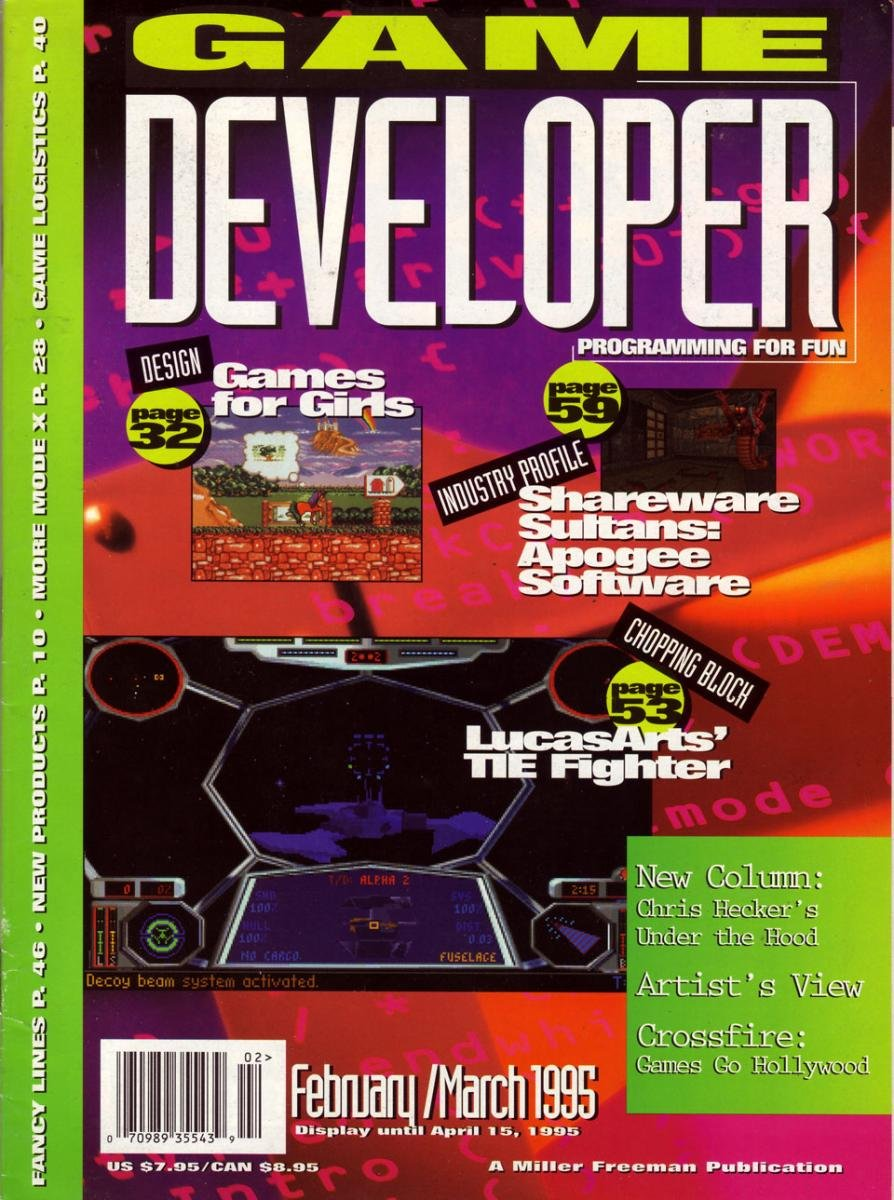 Game Developer 005 Feb Mar1995