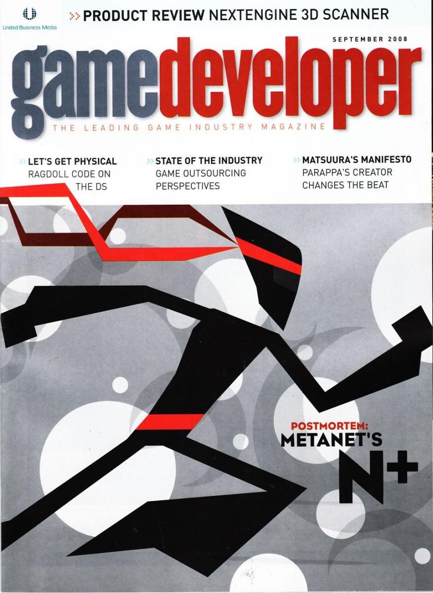 Game Developer 149 Sep 2008