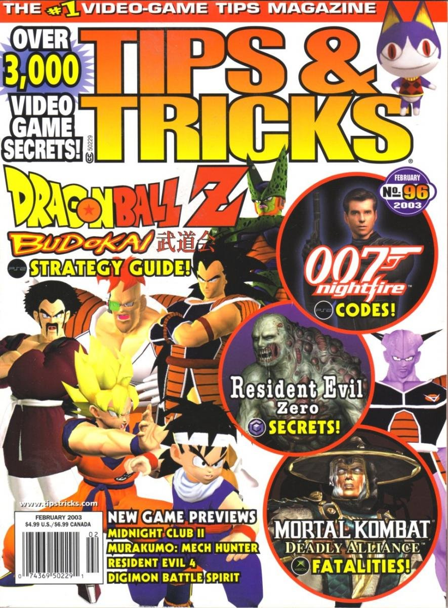 Tips & Tricks Issue 096 February 2003