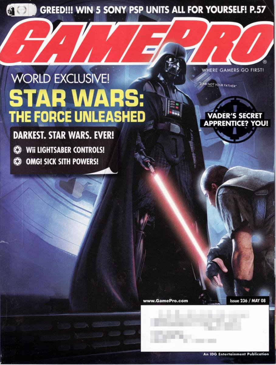 GamePro Issue 236 May 2008