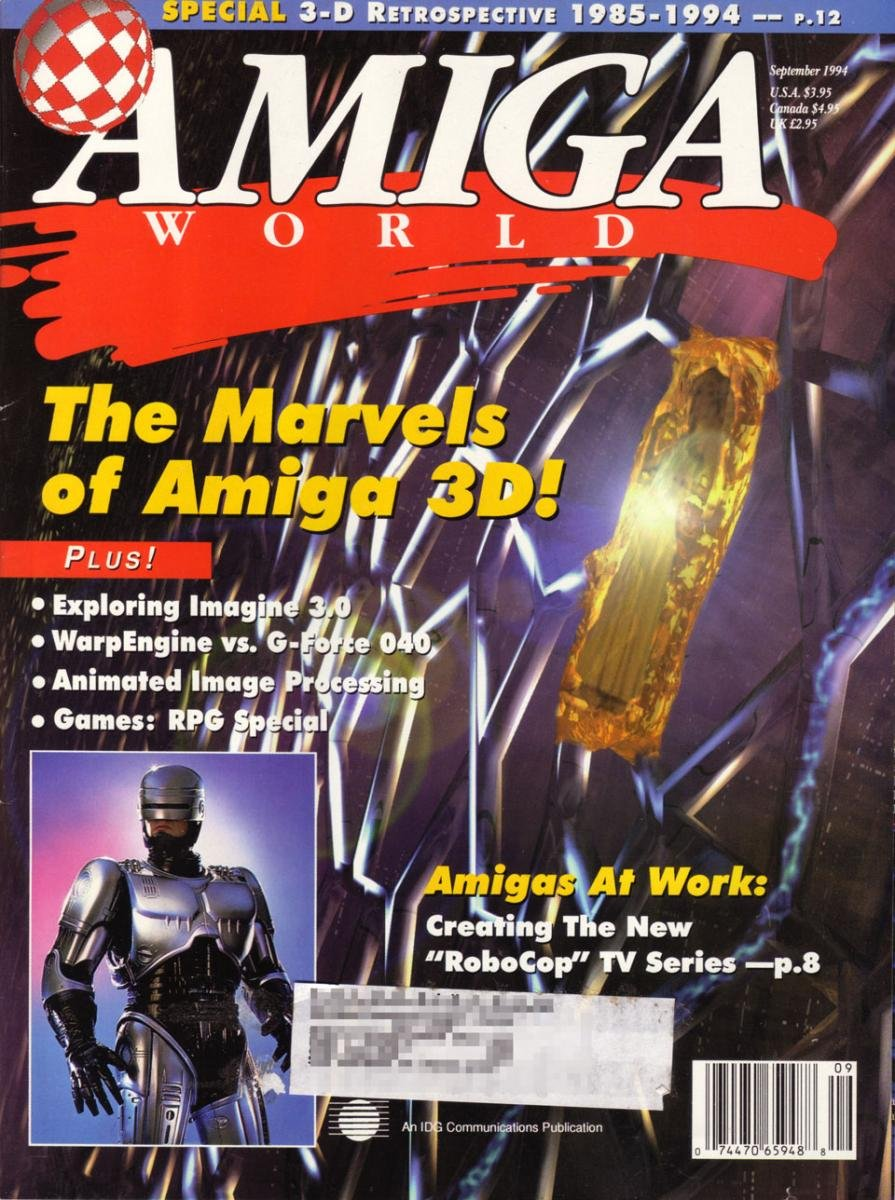Amiga World 9409