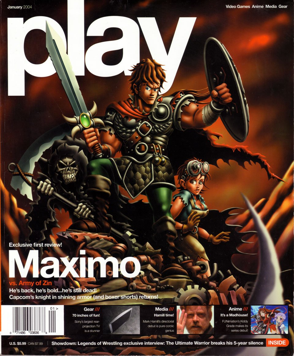 play issue 025 (January 2004)