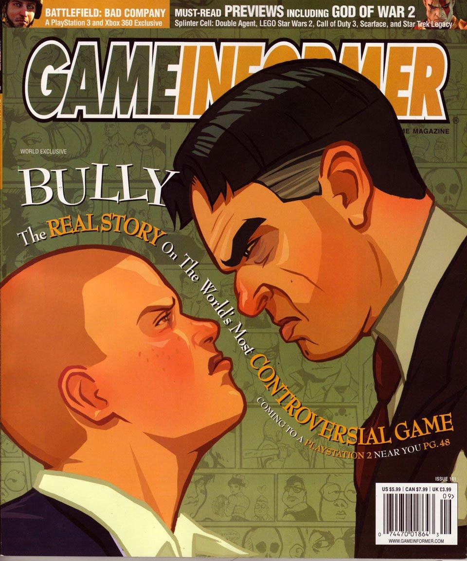 Game Informer Issue 161 September 2006