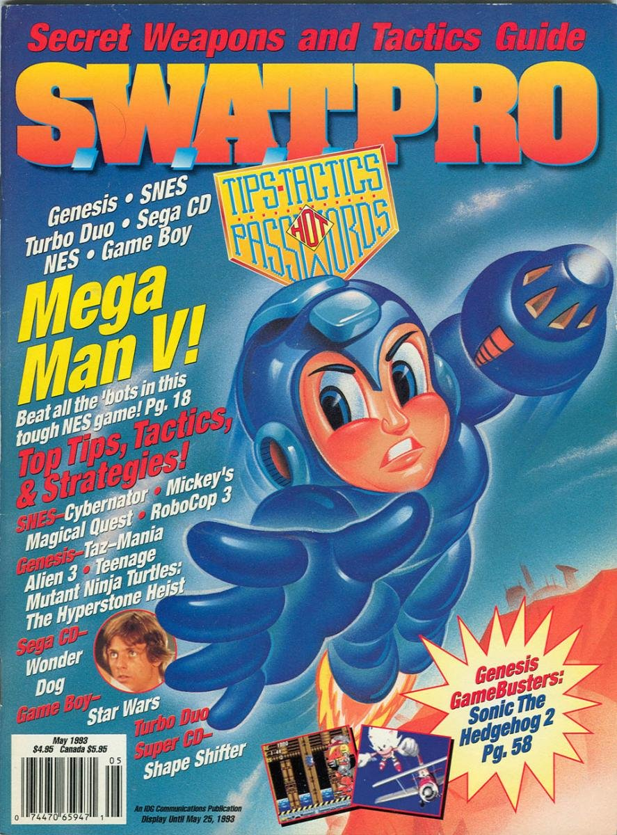 S.W.A.T.Pro Issue 11 May 1993