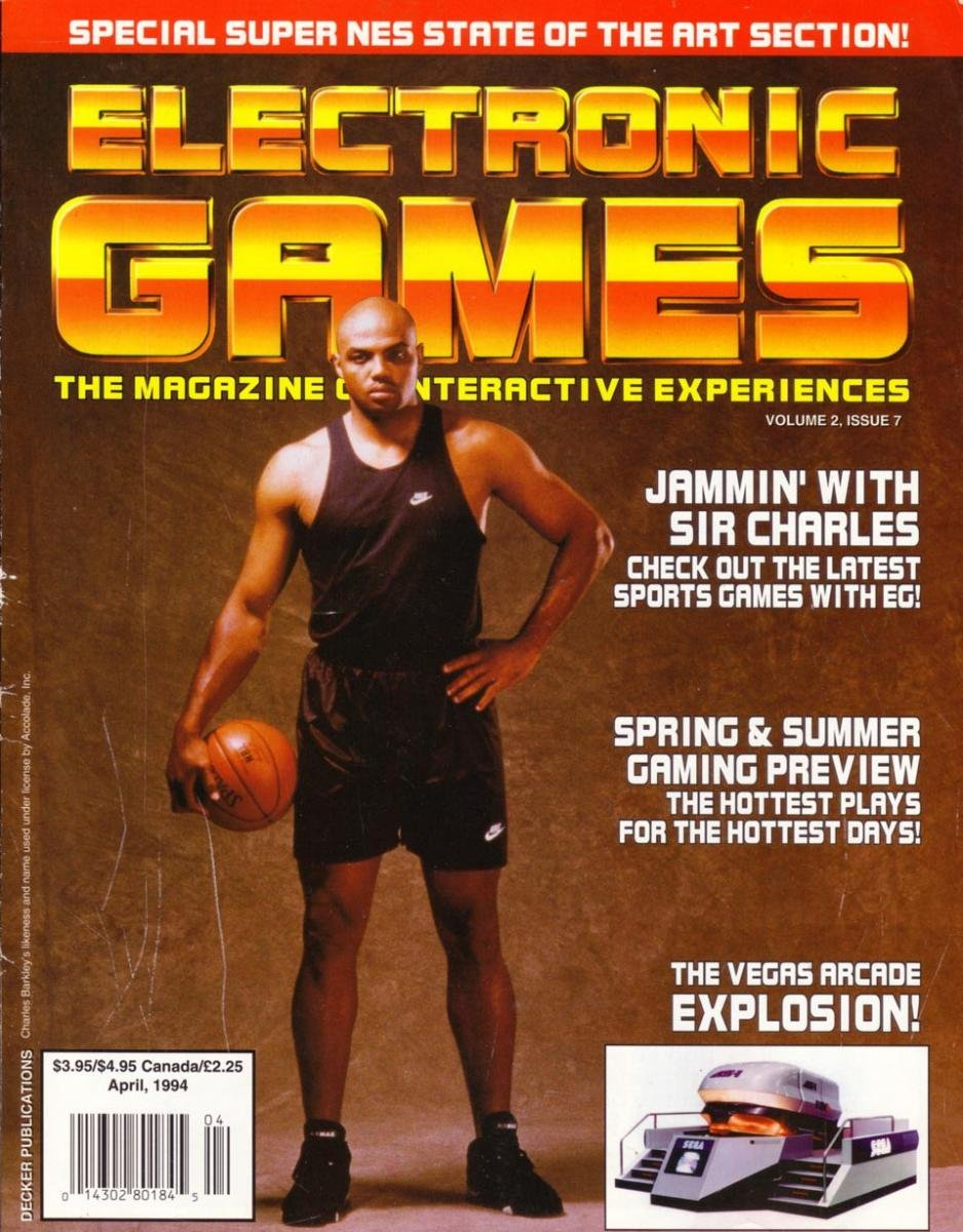 Electronic Games 053 Apr 1994 Vol 2 Issue 007