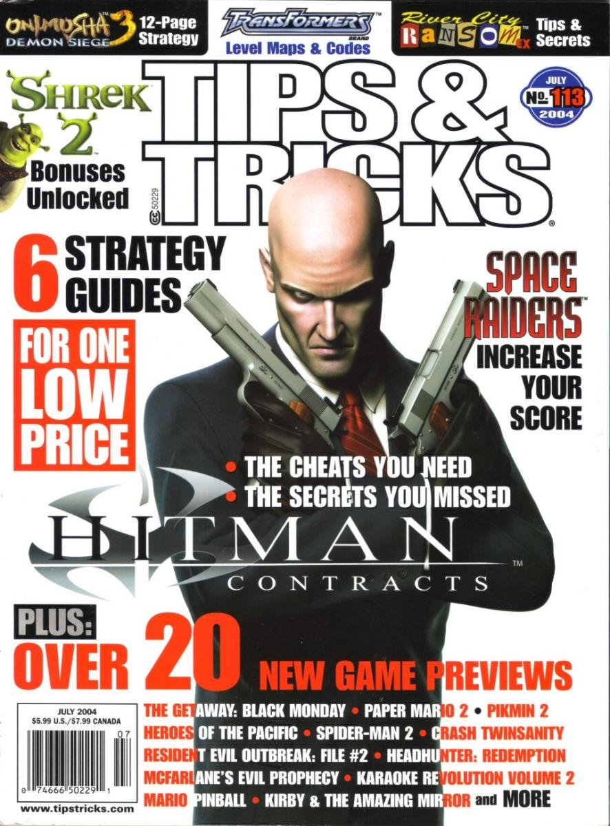 Tips & Tricks Issue 113 July 2004