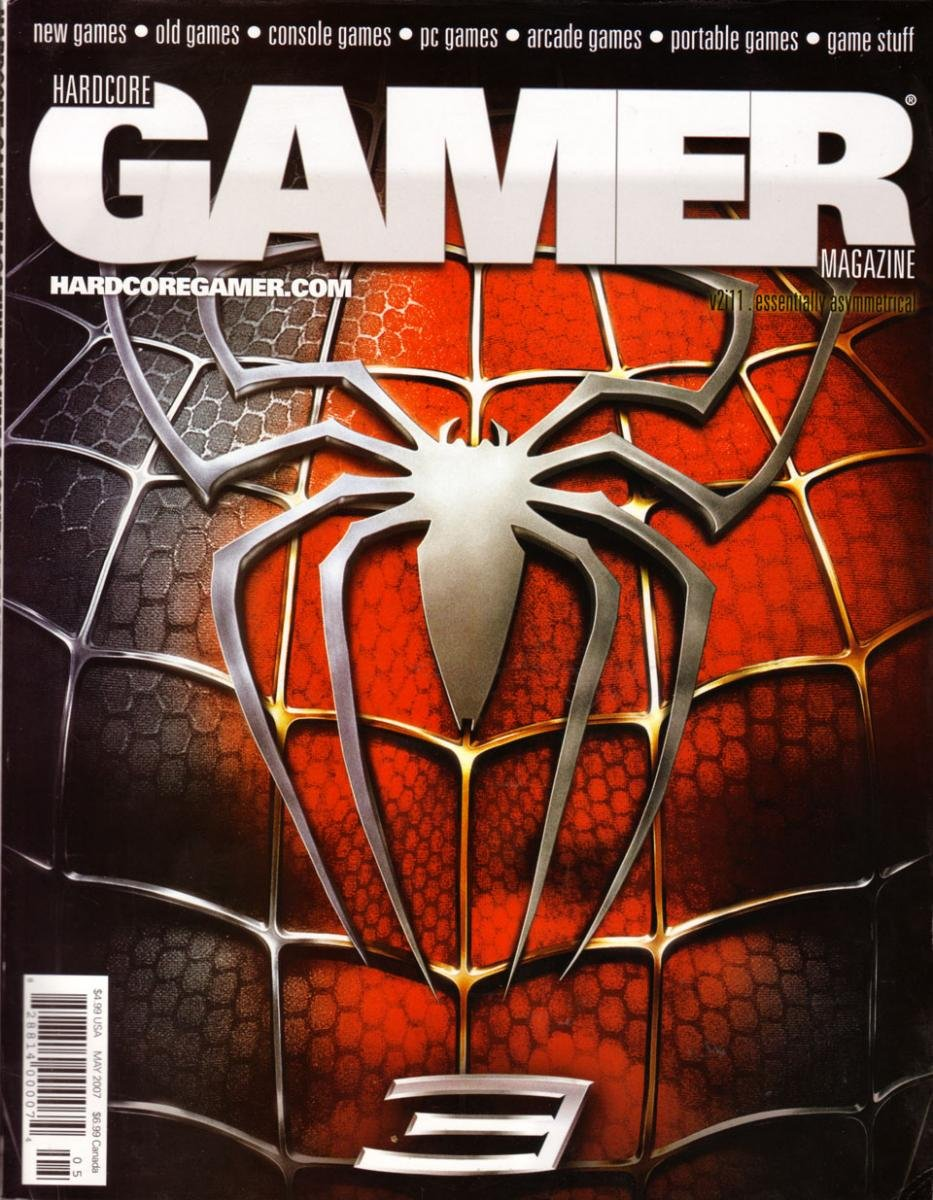 Hardcore Gamer Issue 23 May 2007
