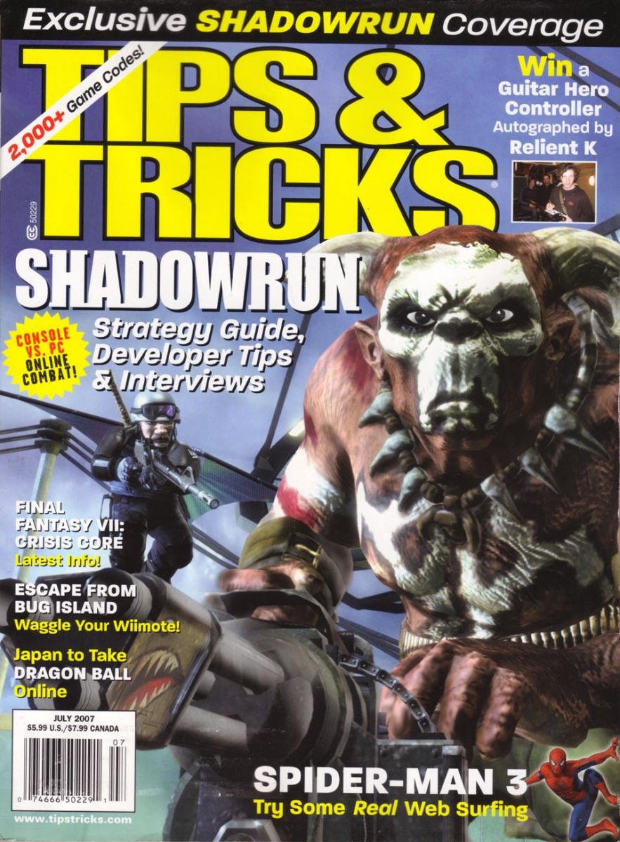 Tips & Tricks Issue 149 July 2007