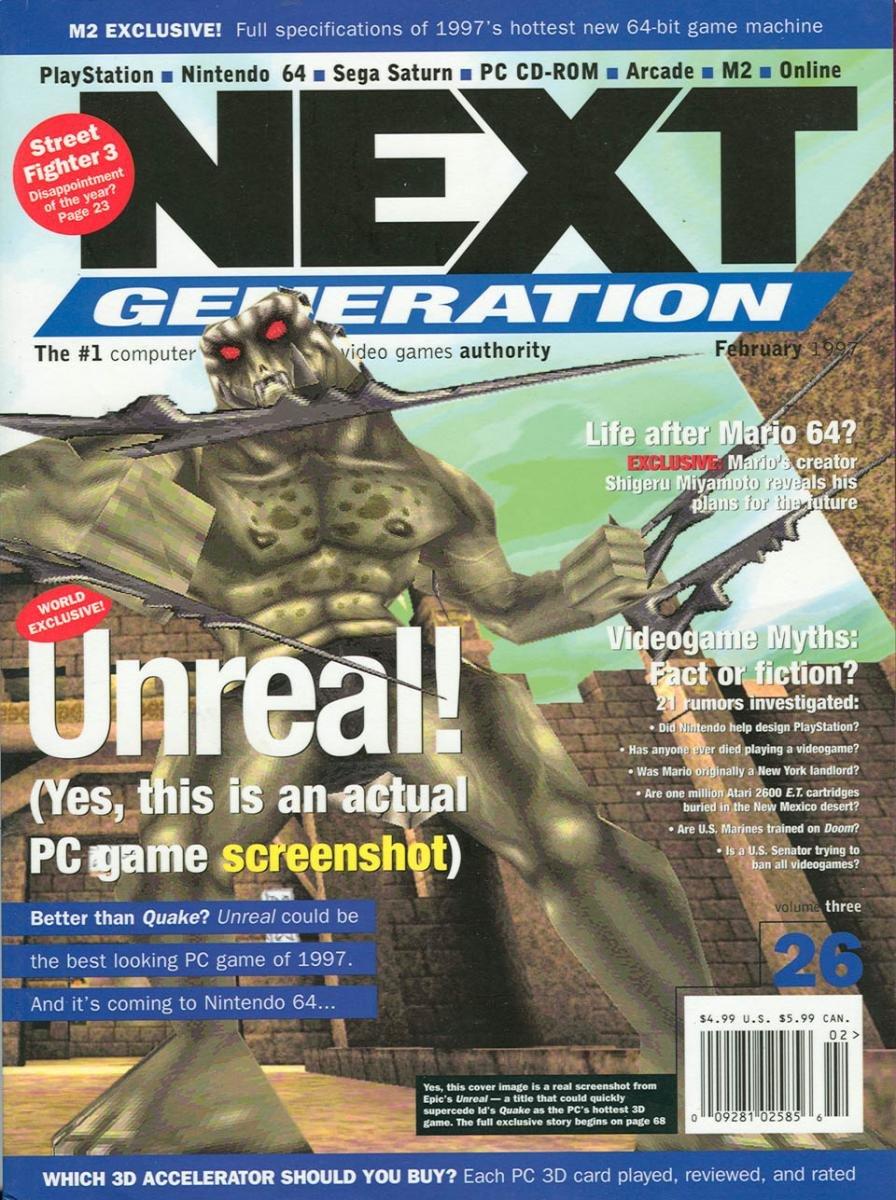 Next Generation Issue 26 February 1997