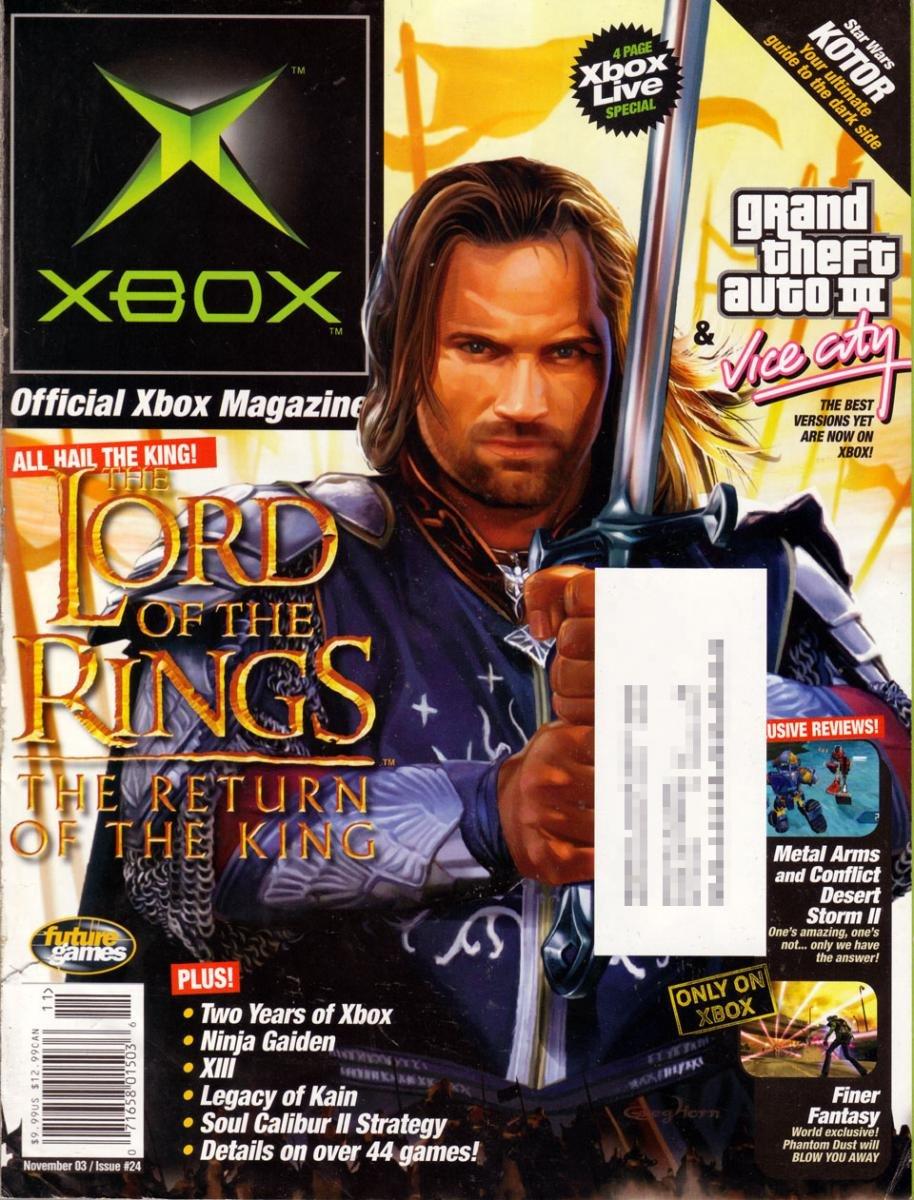 Official Xbox Magazine 024 November 2003