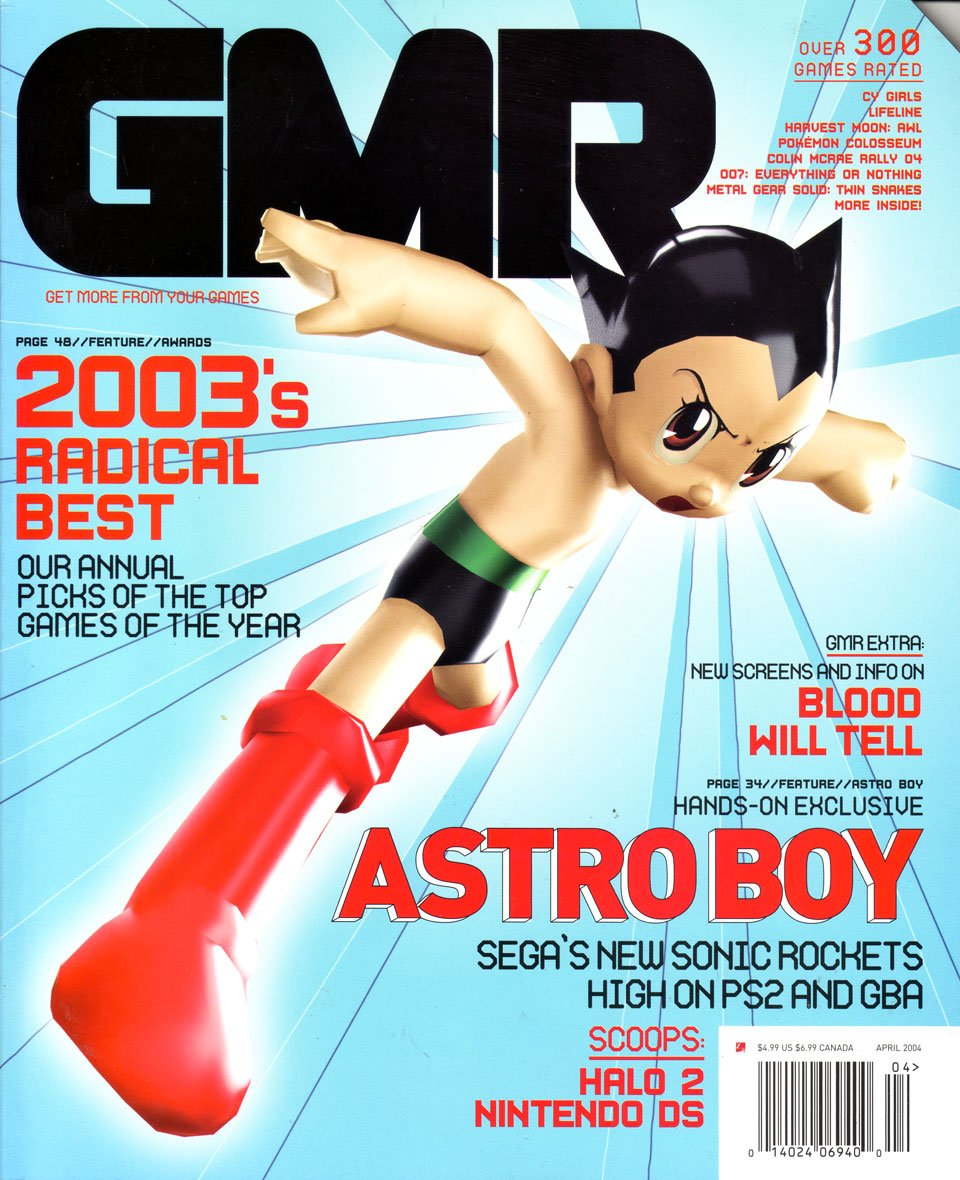 GMR Issue 15 April 2004
