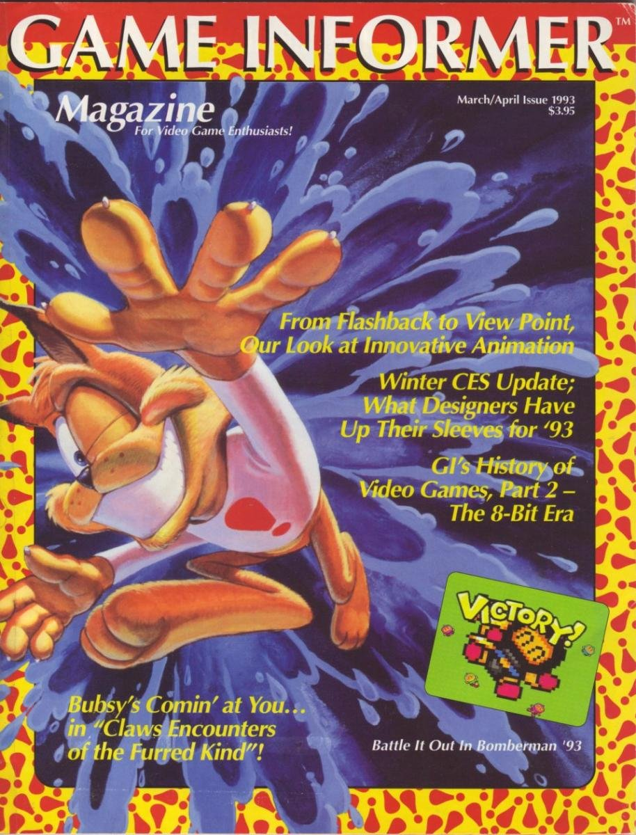 Game Informer Issue 009 March/April 1993
