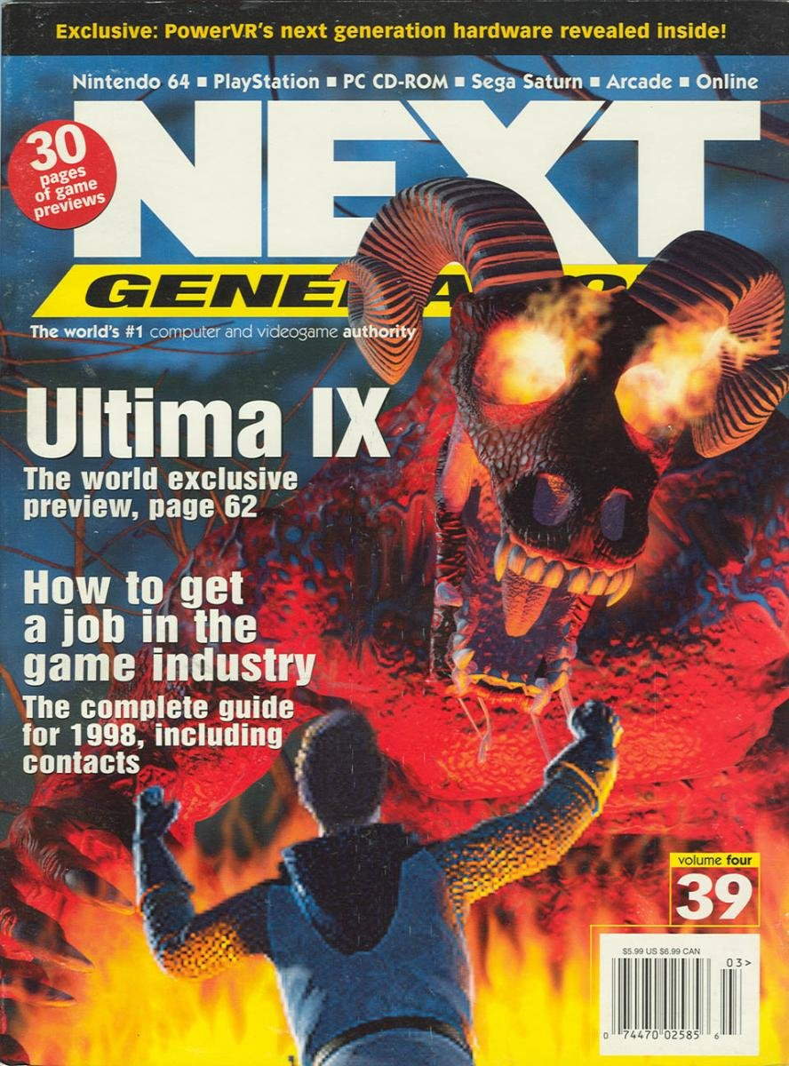 Next Generation Issue 39 March 1998