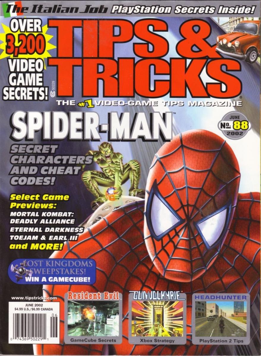 Tips & Tricks Issue 088 June 2002 - Tips & Tricks - Retromags Community