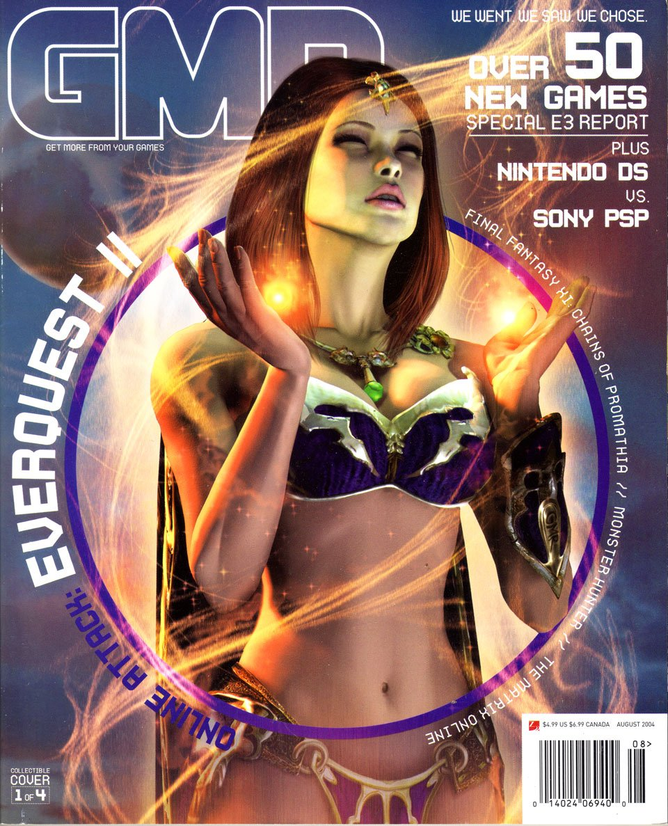 GMR Issue 19 August 2004 cover 1
