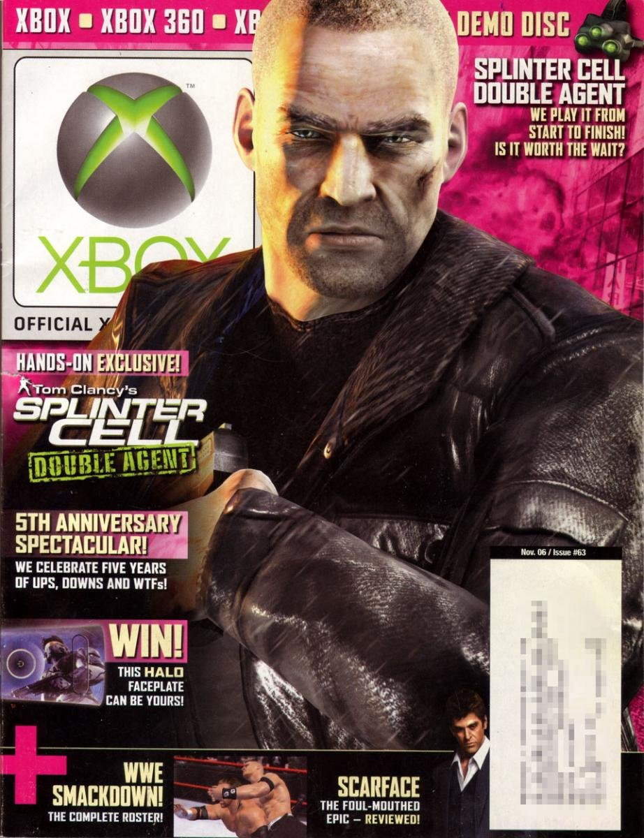 Official Xbox Magazine 063 November 2006